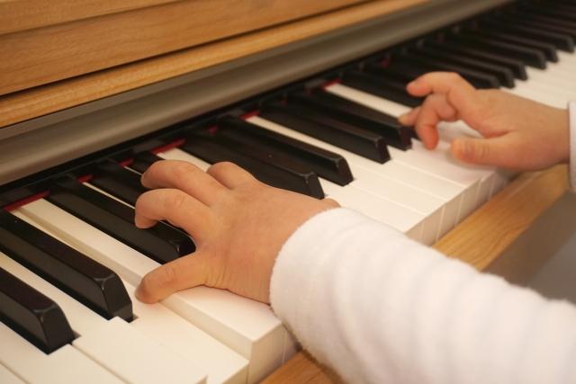 楽譜に音階やリズムを表現する